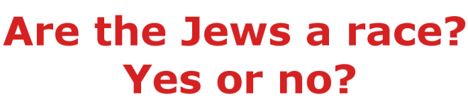 are-jews-a-race