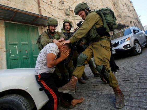 israeli-kicking-reuters