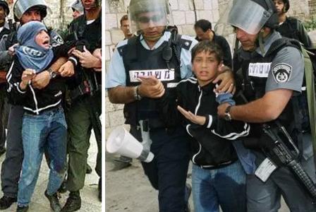 Palestinian-boy