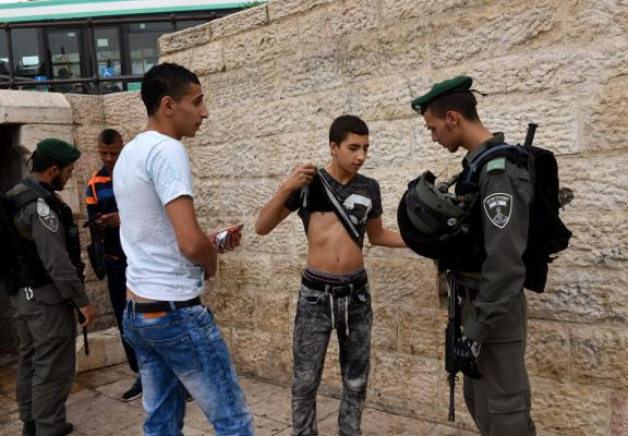 Police-raid-offices-as-Israel-outlaws-Islamic-Movement-branch